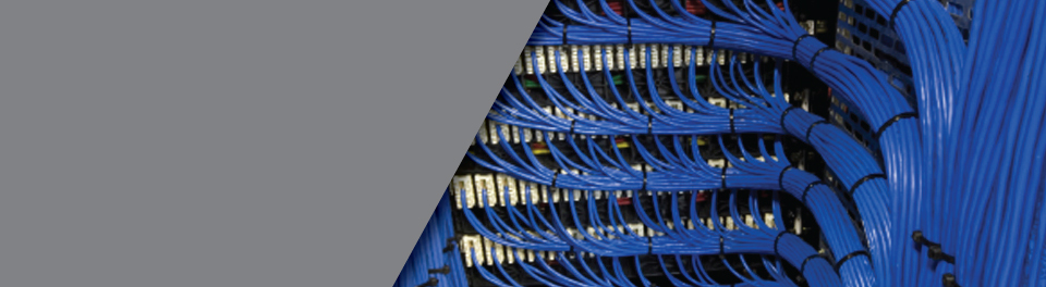 Network Cabling Banner